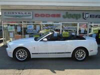 2014 Ford Mustang V6 Premium Convertible Factory Warranty