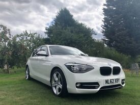 BMW 1 series SPORT 118D 5dr