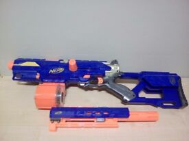 LONG STRIKE NERF GUN