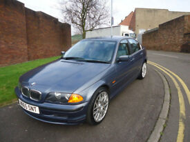 BMW 330D SE AUTOMATIC FULL SERVICE HISTORY 2 FORMER OWNERS HPI CLEAR
