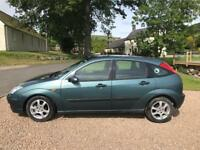 Ford Focus 1.8 LX TDC1