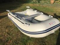 Sunsport MX265/AIB265K inflatable 2.7m boat