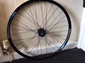 CBoardman E4p front wheel