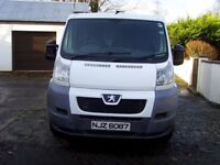 Peugeot Boxer - 2008 - immaculate condition, 2.2 Diesel