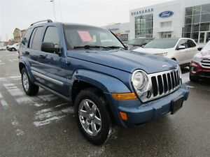 2006 Jeep Liberty Limited | LEATHER | HEATED SEATS |