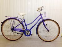 Raleigh Caprice Fully serviced Hub gases Hand Operated Breaks