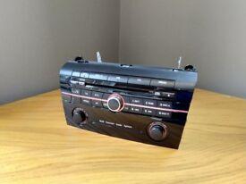 Mazda 3 06-09 Bose factory Head unit / radio