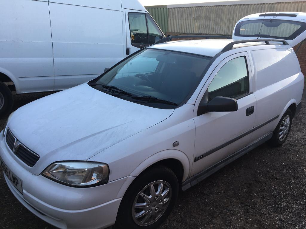 Vauxhall Astra LS DI