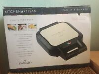 Kitchen Artisan Electric Piemaker (new) for sale