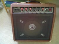 70's Guitar Amplifier Made in England Lead 50