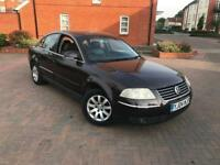 2004/04 VOLKSWAGEN PASSAT 1.8 T AUTOMATIC LEATHERS YEARS MOT