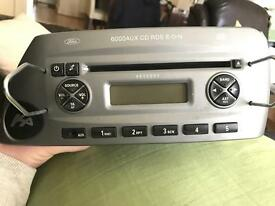 6000 AUX CD player (ford ka)