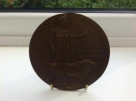 Dead mans penny