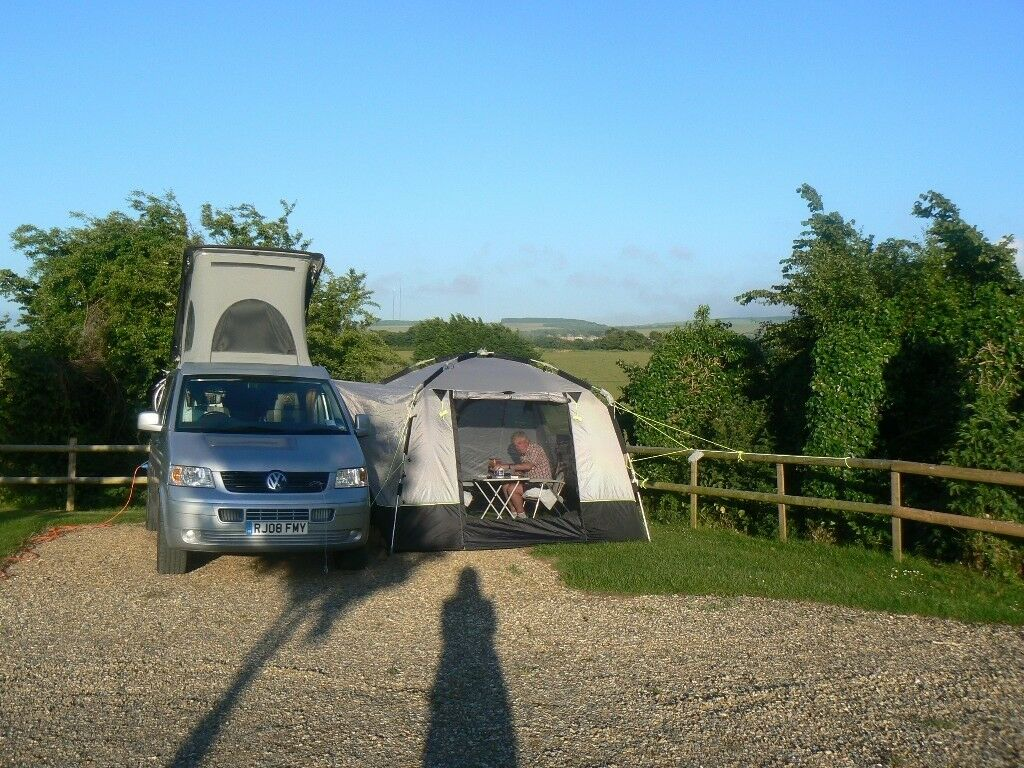 Khan Motordome Classic Campervan Drive Away Awning. Quick ...