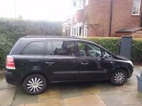 Vauxhall Zafira Deisel 7 Seater 2006 new shp may consid P/x & Swap cash eithrway & look at othercars