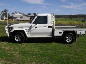 2002 Toyota LandCruiser Other Meringandan Toowoomba Surrounds Preview