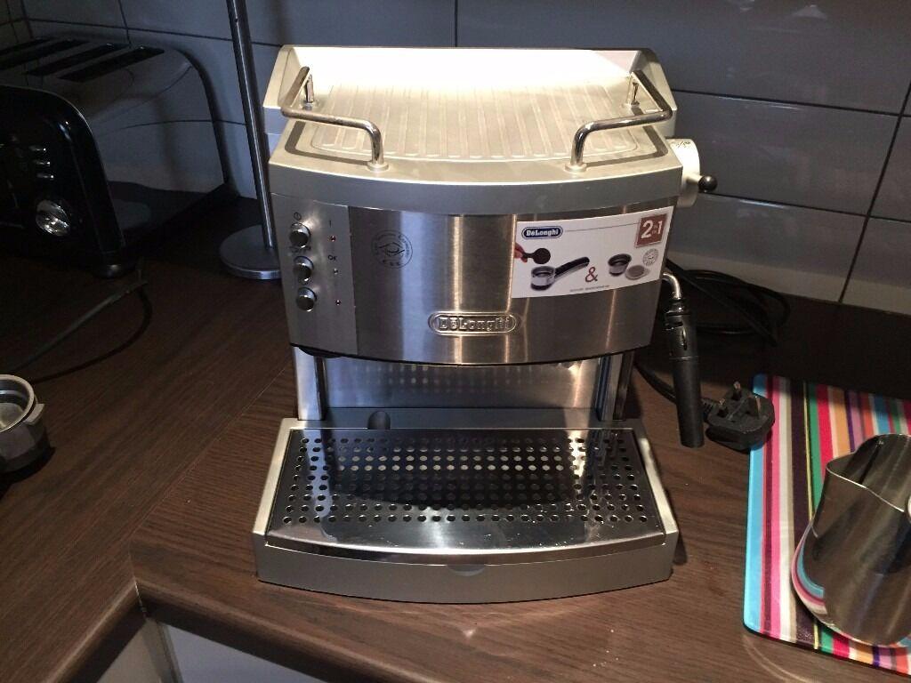 EC710 15 Bar EspressoCappuccino Maker