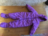Snow suit, 18 - 24 month