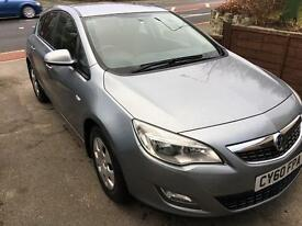 Vauxhall Astra exclusive 1.7 CDTI