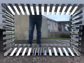 Large pagazzi mirror ( as new)
