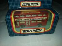Matchbox Diecast Models Boxed MB Series