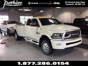 2018 Ram 3500 Laramie Longhorn | DIESEL | LEATHER | SUNROOF |