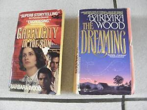 Barbara Wood Novels:  NEGC Fundraiser