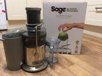 Sage Nutri Juicer