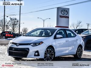 2015 Toyota Corolla S+TOIT+MAGS+CUIR+SIEGES CHAUFFANTS
