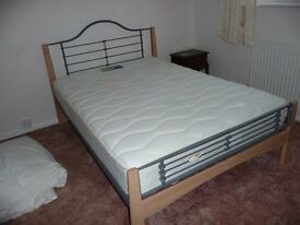 """Double Bed 4'6"""""""