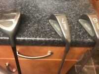 Golf clubs mixed for sale £2 each