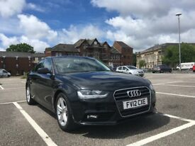 2012 Audi A4 Diesel Saloon 2.0 TDI SE Multitronic Full History Finance Available