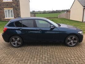 BMW 120d Sport RARE HIGH SPEC!