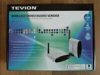 Tevion - Wireless video/audio sender/receiver - used