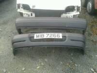 Ford Escort mk4 rear bumper