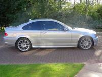 "BMW 3 SERIES 2.5 325CI SPORT SSG 2d 190 BHP 18"" ALLOYS*** SERVICE RECORD** AUTOMATIC**"
