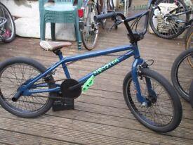 bmx bumper bike