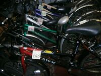 Used bike second hand bike used cycle used bicycle from £39, Storage / Garage clearance sale.