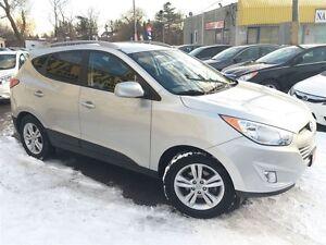 2013 Hyundai Tucson Limited/AWD/1/2LEATHER/ROOFRACK /ALLOWS