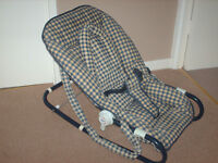 chicco baby rocking chair