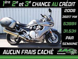 2008 Suzuki Bandit 1250 31.53$*/sem** Tout Tout inclus