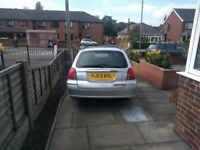 Rover 75 estate - 2.0 V6, automatic, silver, good condition, low miles