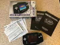 Gameboy Advance Boxed