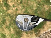 Taylormade 16 degree Rescue Stiff