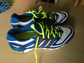 Adidas Mens RSP Cushion 22 Running Shoes - Brand New & Unused - Size UK Mens 12