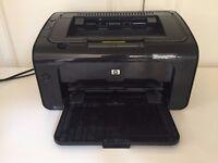 Printer HP Laser Jet P1102w