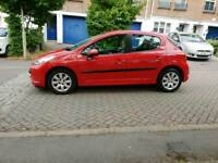 2008 PEUGEOT 207 1.6 HDI , 1 YEAR MOT AND ROAD TAX £30 , !!! 22600 MILEAGE!!!