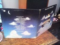 THE MOODY BLUES DOUBLE VINYL ALBUM THIS IS THE MOODY BLUES