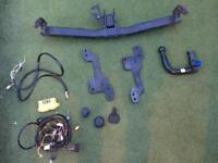 Mazda 6 2013 on Detachable towbar and Wiring kit