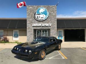 1980 Pontiac TRANS AM SHARP TRANS AM!
